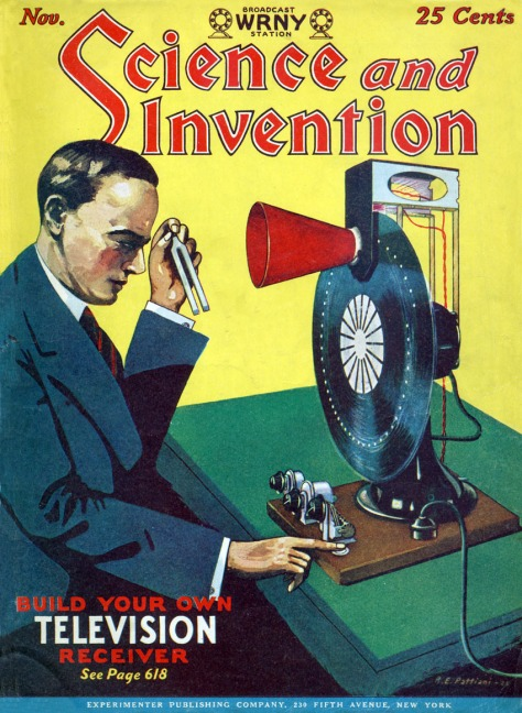 Science & Invention, November 1928. Volume 16 Number 7