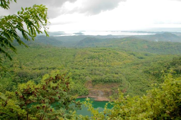 Reclaimed-and-revegetated-former-mine-site-at-Minahasa-in-Indonesia-May-2014