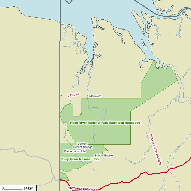 Legune Station, near the WA/NT Border