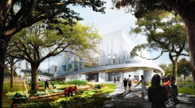 Google's new space-age city is the coolest office ever