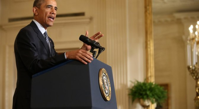 Obama's Clean Power Plan a 'call to arms' for Australia